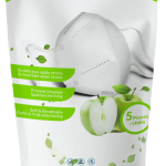 facemask-with-scent-aromask-apple-package