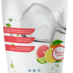 facemask-with-scent-aromask-grapefruit-package
